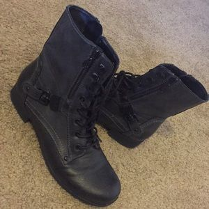 Combat boots by Guess